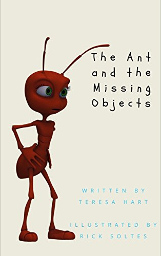 The Ant and the Missing Objects (Little Red Ant Series Book 3) (English Edition) Butterfly Meadow-serie