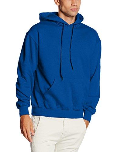 Fruit of the Loom Men's Zip Front Classic Hooded Jacket