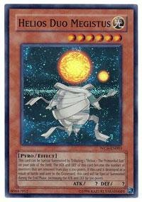 Yu-Gi-Oh! Helios Duo Megistus (WC6-EN003) - Weltmeisterschaft 2006 Ultimate Masters - Promo-Edition - Super Rare by