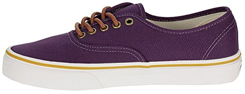 Vans aUTHENTIC classics shadow purple tortoise shell Bordeaux