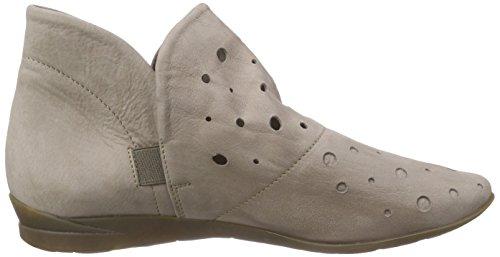 Think! Wunda Boot, Bottes femme Beige - Beige (TAUPE/KOMBI 27)