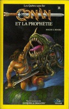 Conan et la prophetie