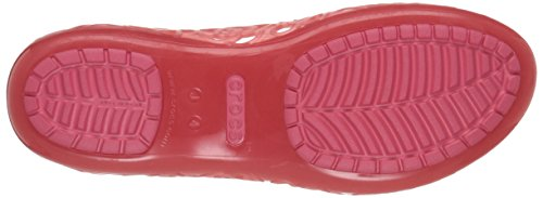 Crocs Isabella Gs Jelly Flat (petit Kid / big Kid) Corail