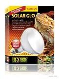 125-watt Exo Terra Solar-Glo Hochdruck Quecksilberdampflampe UV/Wärme Quecksilber Vapor Lampe, Vapor Leuchtmittel