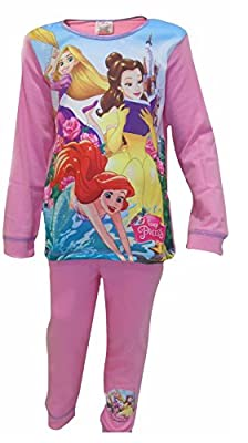 Disney Princess Little Mermaid and Tinkerbell Pyjamas 18months to 3-4 Years : everything five pounds (or less!)