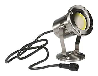Easy Connect - 65218 - Projecteur LED 4W sur socle ou piquet