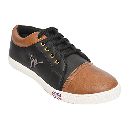 Latest Fashion Stylish Lace Up Sneakers Shoes Out Door Casual Foot Wear For Boy/Boys/Boy's/Men/Mens/Men's