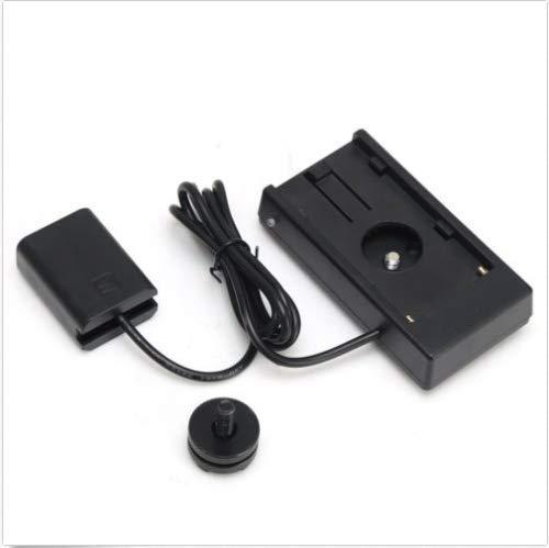 Fotga NP-F970 zu NP-FW50 Batterie-Adapter Blitzschuh-Montageplatte 1/4