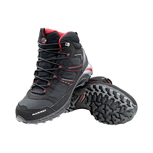 Mammut Herren Trekking- & Wander-Schuhe Fernow Mid GTX Bergschuhe wasserdicht mit Goretex