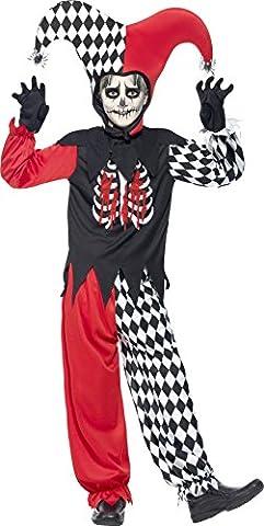 Doc Idées De Costumes - Smiffys - Costume Enfant Joker Sanglant Taille