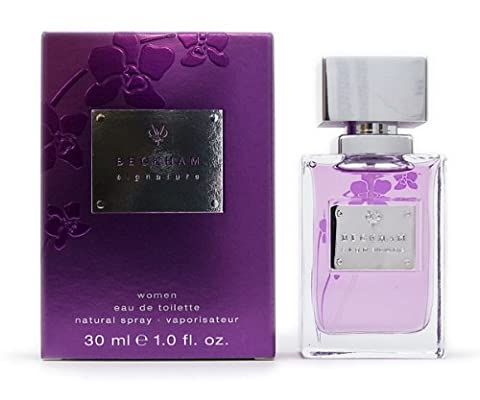 David Beckham Signature Woman, femme/woman, Eau de Toilette, 30 ml