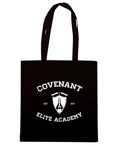 T-Shirtshock - Borsa Shopping TGAM0014 Covenant Elite Academy Nero