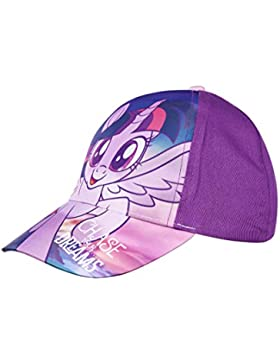 My Little Pony Chicas Gorra de béisbol - púrpura