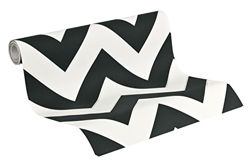 Metropolis by Michalsky Living Vliestapete High Rise Tapete grafisch modern 10,05 m x 0,53 m schwarz weiß Made in Germany 939431 93943-1