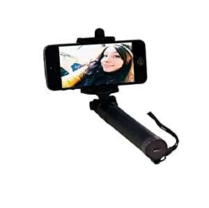 Different Concepts_Bluetooth Compact Selfie Stick Wired for iPhone and Android