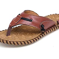 NTX/Herren Schuhe Casual-Hausschuhe/Flip Flops, Schwarz/Braun/Weiß  2018 Letztes Modell  Mode Schuhe Billig Online-Verkauf