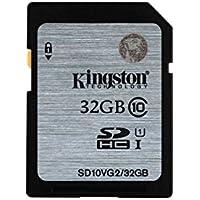 Kingston SD10VG2/32GB scheda SD UHS-I SDHC/SDXC classe 10 - 32GB