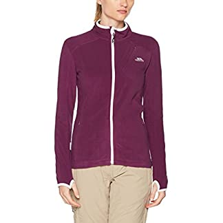 Trespass Women's Saskia Full Zip Fleece 10