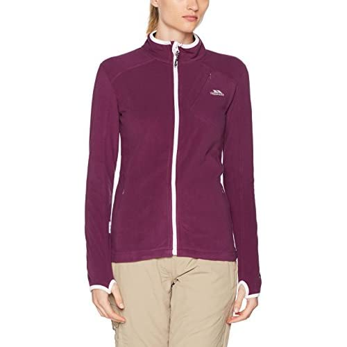 41 nuAniWvL. SS500  - Trespass Women's Saskia Full Zip Fleece