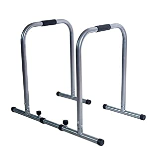 Kitechildhrrd Dip Barren Fitness Parallettes Push Up Stand Bar Dip Station...