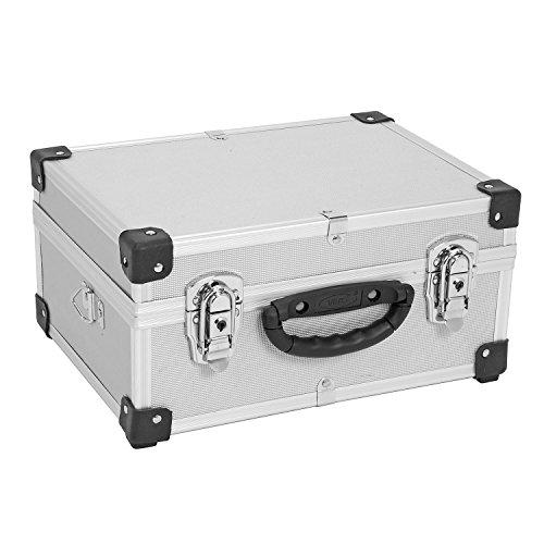 Alukoffer Aluminiumkiste Werkzeugkiste Lagerbox Leergewicht 2600g VARO - 2