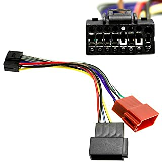 Adapter-Universe® 1010 Kenwood DIN ISO Car Radio KDC etc.