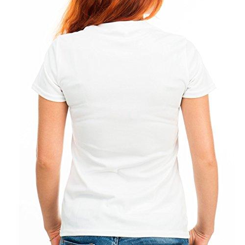 Desshok Maglietta delle Donne Yoga Serie Animali Stampati T-shirt Manica Corta Girocollo Tops Cime Camicie e Bluse Estive Casual Colore08