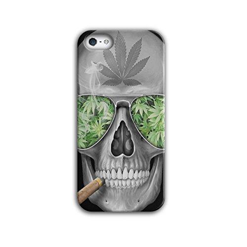 skeleton-smoke-weed-cool-skull-new-black-3d-iphone-5-5s-case-wellcoda