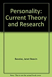 Personality: Current Theory and Research