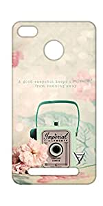Vogueshell A Good Snapshoot Printed Symmetry PRO Series Hard Back Case for xiaomi Redmi 3s