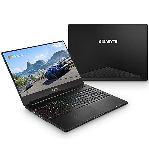 GIGABYTE Aero 15Xv8 (Aero15Xv8-DE025PB) 144Hz FHD Display, Intel Core i7 8750H, Nvidia GeForce GTX1070 Max-Q + Call of Duty