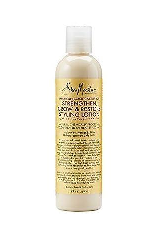 SheaMoisture Jamaican Black Castor Oil Renewal Lotion - 8 oz by Shea Moisture
