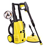Wilks-USA RX510 Powerful Compact Pressure Washer - 135 Bar