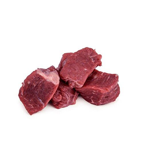 AniForte® PureNature easyBarf Single Protein 800g 100% Fleisch Hundefutter- Naturprodukt für Hunde (Büffel Pur, 6x800g) - 2