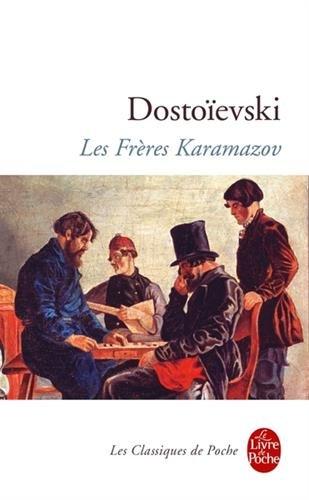 Les Frères Karamazov par Fedor Mikhaïlovitch Dostoïevski