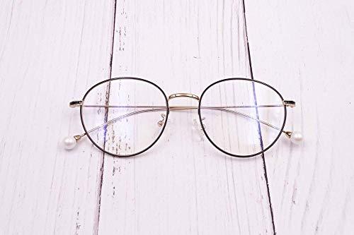 zhj888 Brillengestell Su Yan Pingguang Brillengestell mit ultraleichter Perle Koreanische literarische weibliche Flut -