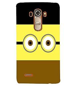 PRINTVISA Minion Funny Case Cover for LG G4