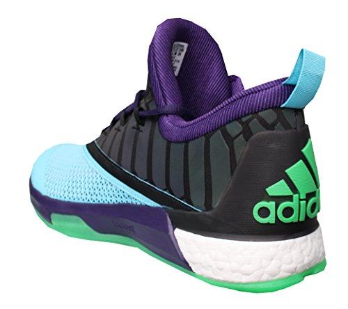 ... Adidas Crazylight Boost 2.5 Low Herren Basketballschuhe B42427 dpurpl/ shopin/cblack ...
