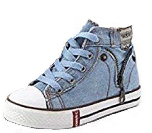 Koo-T , Jungen Sneaker Hellblau