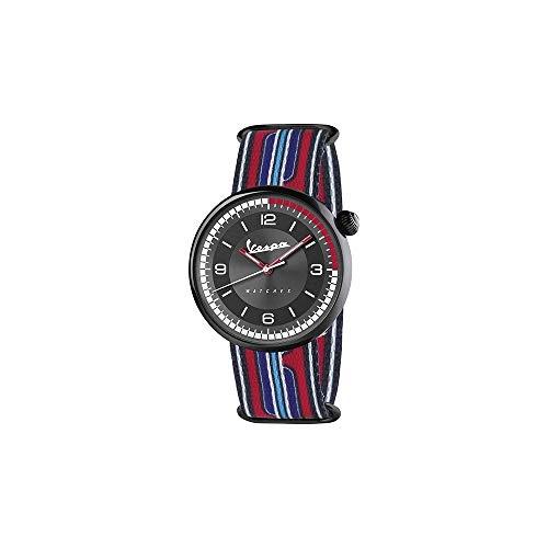Vespa Irreferent relojes hombre VA01IRR-BK04CT