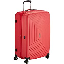 American Tourister Air Force 1 Spinner 76/28 Serrure Tsa Expendable Maleta, 111 Litros, Rojo (Flame Red)