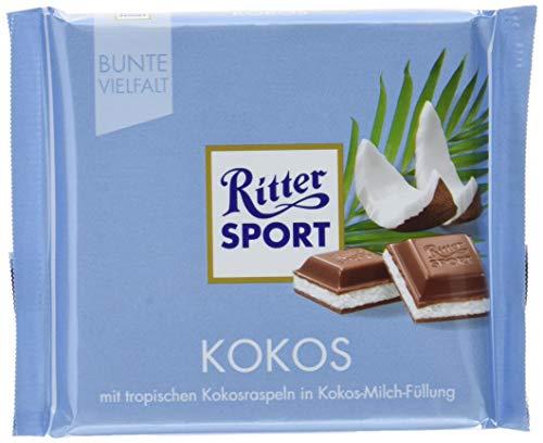 (Ritter Sport Kokos, 1er Pack (1 x 100 g))