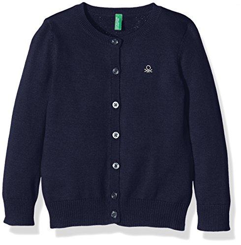 united-colors-of-benetton-madchen-pullover-12drc5085-blau-navy-3-4-jahre-herstellergrosse-xx