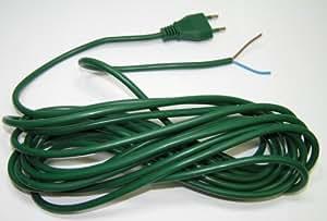 strom kabel geeignet f r vorwerk kobold 118 119 120 121 122. Black Bedroom Furniture Sets. Home Design Ideas