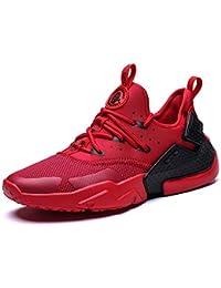 GJRRX Zapatillas Deporte Hombre Zapatos de Entrenamiento para Hombre Malla Respirable Zapatillas Aptitud Ligero Deportes Zapatos para Correr por 39-46