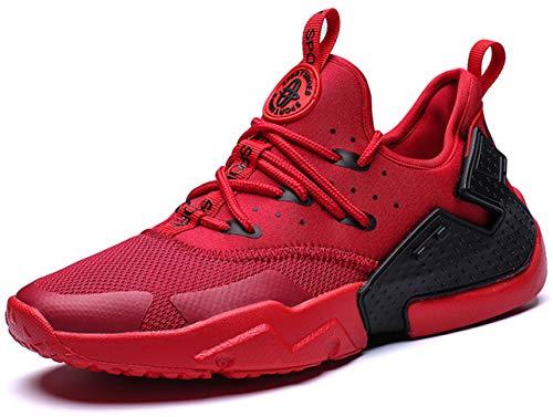GJRRX Uomo Scarpe da Ginnastica Sneakers Sportive Basse Fitness Outdoor Tennis Running 39-46