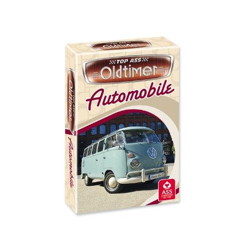 Preisvergleich Produktbild ASS Altenburger 22571451 - Top Odtimer - Automobile, Kartenspiel