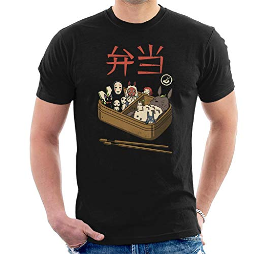 Cloud City 7 Bento Spirits Studio Ghibli Men's T-Shirt