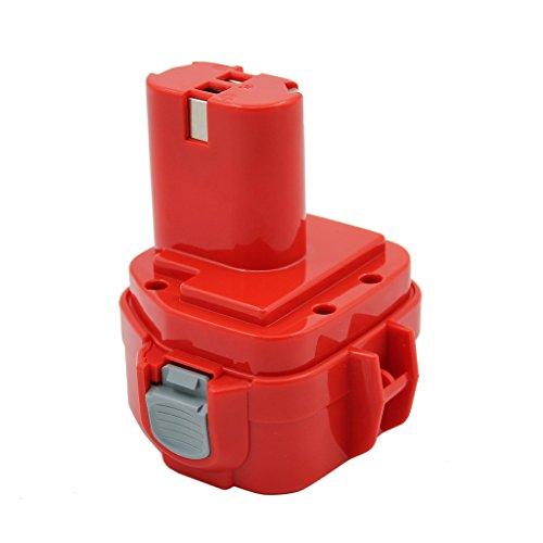 KINSUN Utensili Elettrici Batteria 12V 2.0Ah Per Makita Trapano Senza Cordone Driver di Impatto 1220 1222 192598-2 192681-5 193981-6 638347-8 638347-8-2 PA12 6271DWE 6319D