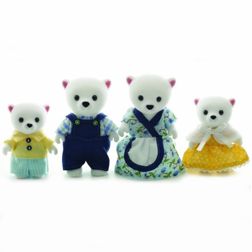 olar Bear Family (Polar Bear Spiel)